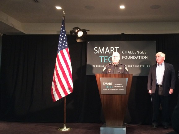 Can tech innovation curb gun violence? Smart Tech poses 4 million-dollar challenges to find out