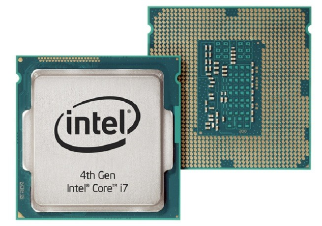 Intel unveils quad-core Haswell-based microprocessors