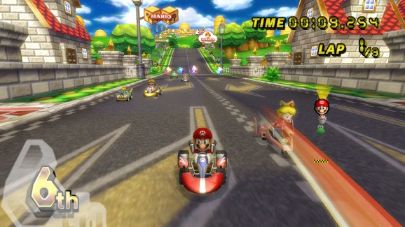 Online support for Mario Kart DS and hundreds of Wii and DS games ends tomorrow