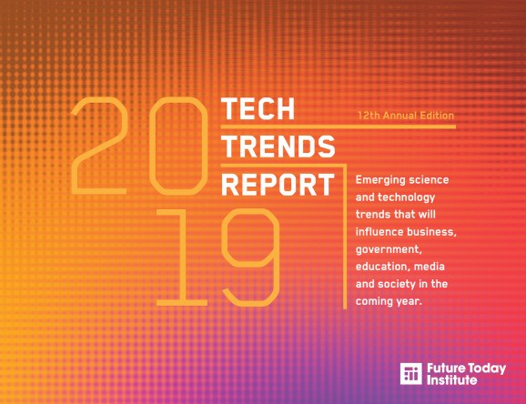 Amy Webb highlights over 300 tech trends in annual report