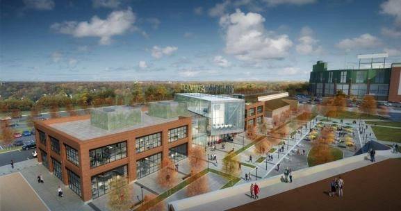 Microsoft and the Green Bay Packers pour $10 million into Wisconsin innovation hub