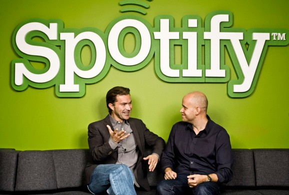 Spotify's valuation soars over $4B after raising a fresh $250M