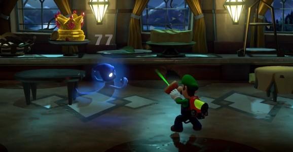 Luigi's Mansion 3 gets a spooky October 31 release date