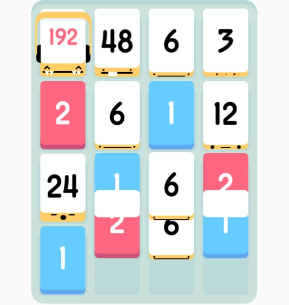 Threes vs. 2048: When rip-offs do better than the original game