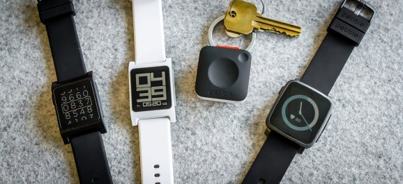 Pebble's third Kickstarter ends with $12.8M raised, $7.5M less than last year