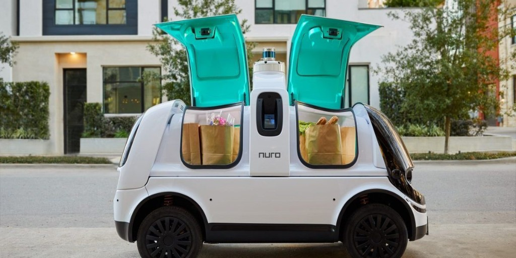 Nuro obtains DMV permit to test driverless delivery vehicles in San Francisco Bay Area