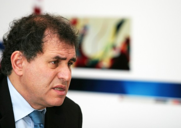 Economist Nouriel Roubini gets an F for blockchain