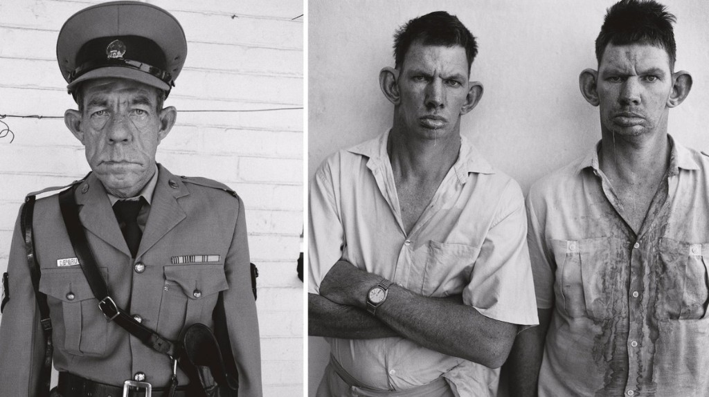 Unearthed Photos from Roger Ballen's Nightmarish Archive