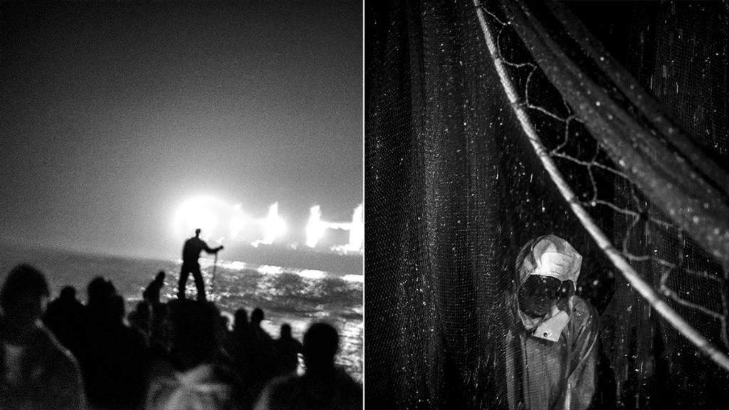 Deze fotograaf maakte een interactief fotoboek over de harde visserijsector