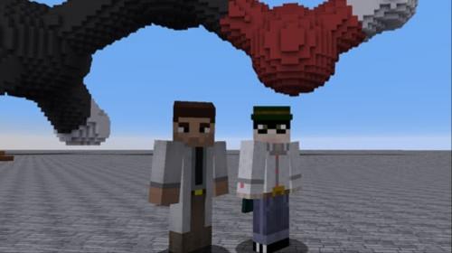 This Minecraft World Teaches Kids the Basics of Biochemistry