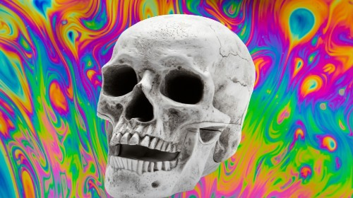 Why Does DMT Make You Feel Like You're Dying?