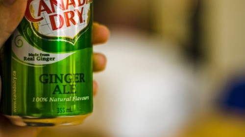 Lawsuit Alleges that Canada Dry Ginger Ale Contains No Actual Ginger