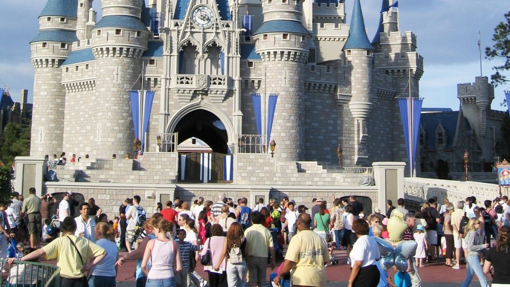YouTuber Streams Friend Coughing, Vomiting at Newly Reopened Disney World