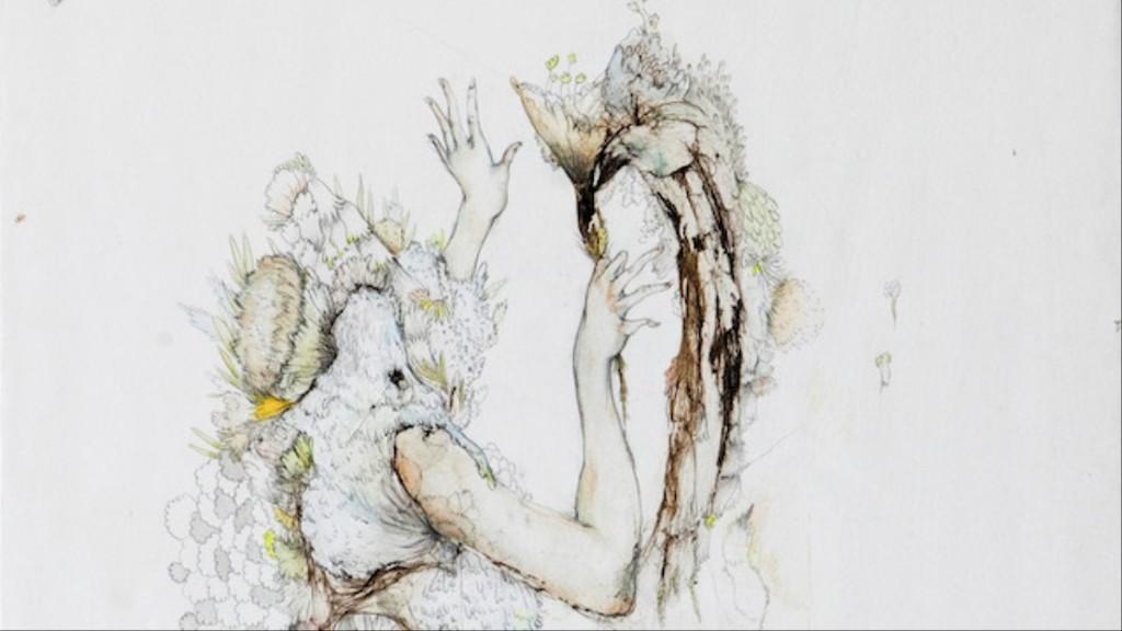 Meet the Illustrator Who Puts Algae on Paper