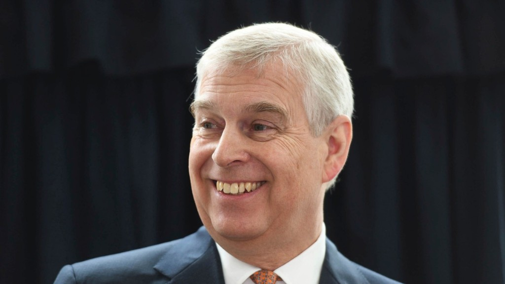 VICE - Prince Andrew Is 'Bewildered' That the FBI Wants to Question Him About Jeffrey Epstein