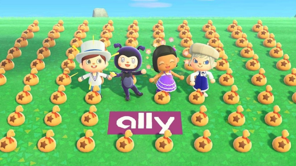 This Bank Wants to Use Animal Crossing to Sell You on Financial Services