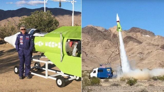 Flat Earther Daredevil Dies in DIY Rocket Crash