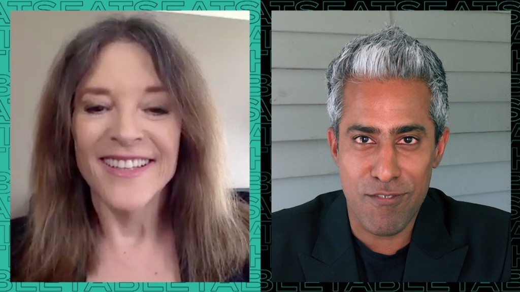 Marianne Williamson (Extended Interview)