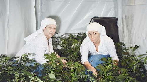 A Day with California's Stoned Nuns [Photos]