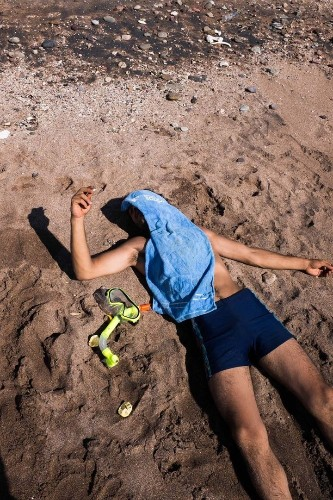 journey to the beach where iranian teens can be free