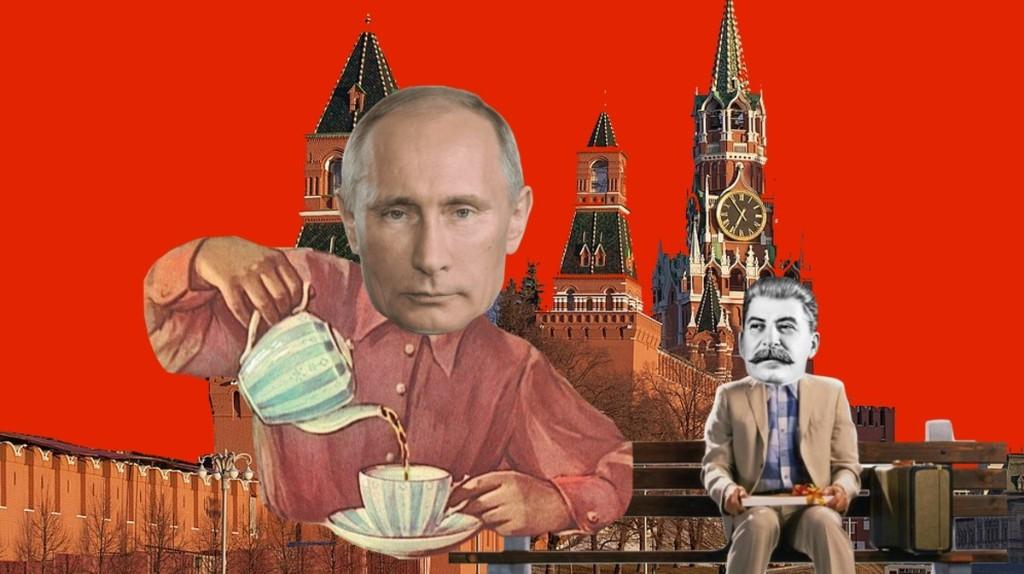 Les services de renseignement russes, le poison et la bouffe