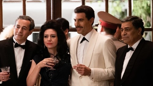 'The Spy' Proves Sacha Baron Cohen Is More Than Just Borat