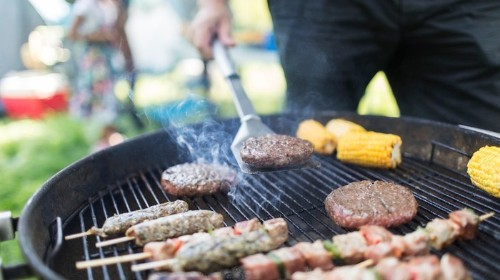Massive BBQ Planned Next to Home of Vegan Who Sued Neighbors Over Meat Smells