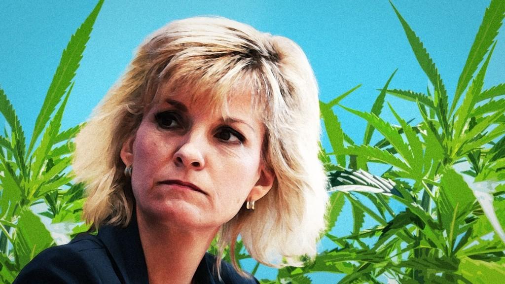 Warum die Drogenbeauftragte Daniela Ludwig Cannabis gar nicht legalisieren kann