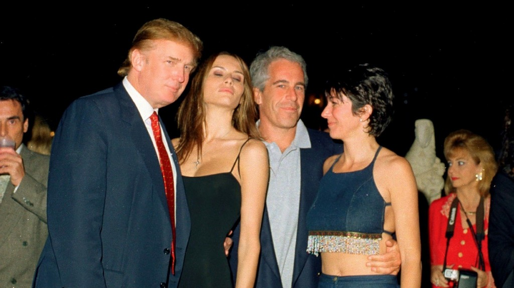 Trump and Jeffrey Epstein Once Hosted a Party for '28 Girls' at Mar-a-Lago