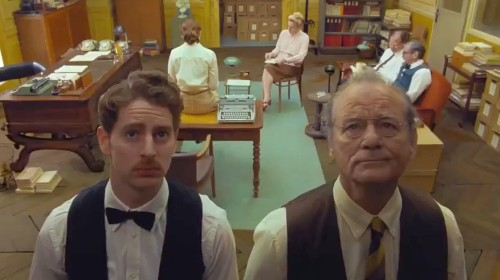 The First Trailer for 'The Fresh Dispatch' Is Peak Wes Anderson