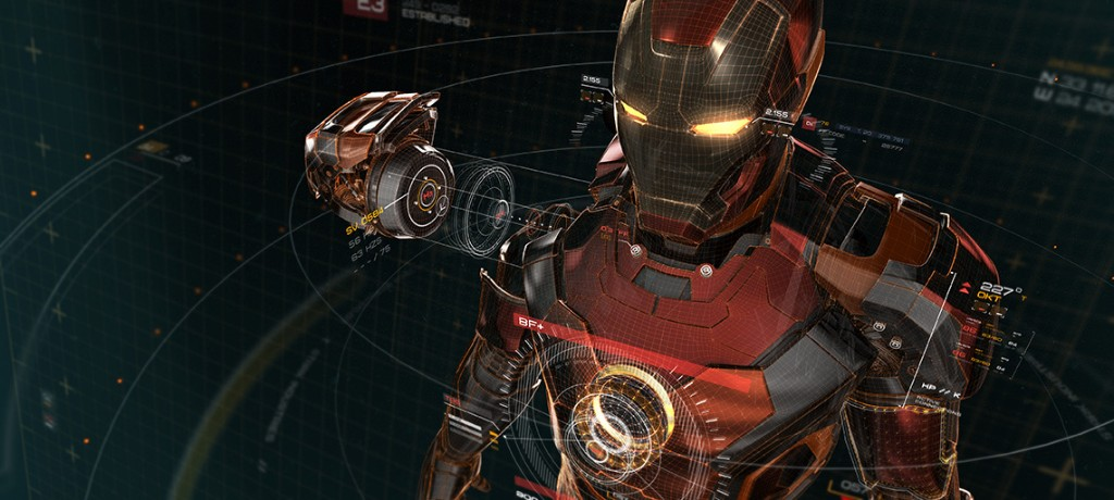 Take an Exclusive Look Inside Iron Man's Suit from Marvel's 'Avengers: Age of Ultron'