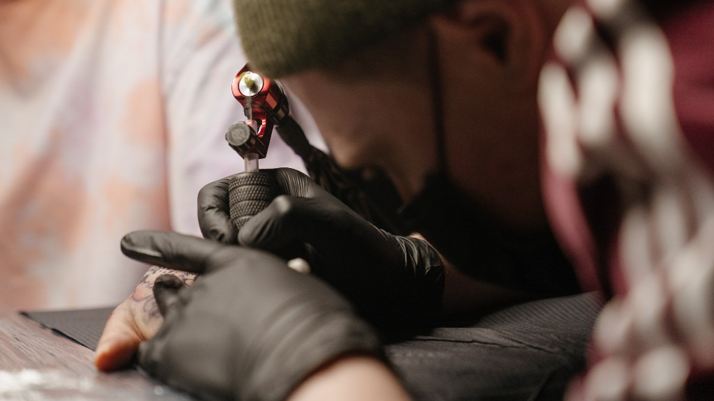 We'd Like to Ask the Indian Man Who Got a Tattoo of the Nazi Swastika: Why?