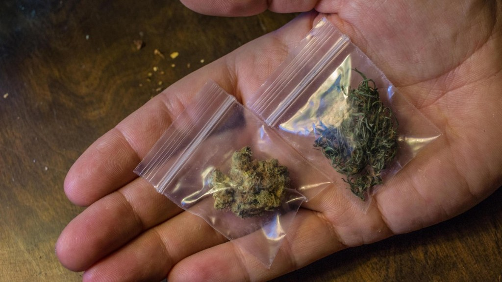 Activists Used a Drone to Drop Free Bags of Weed Over Tel Aviv
