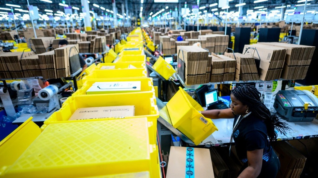 Amazon Finally Stops Defying Labor Law After Repeated Requests From California