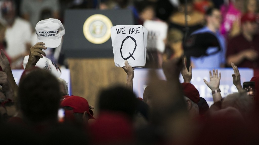 Terrorism Experts Say QAnon Conspiracy Theory a Threat to National Security