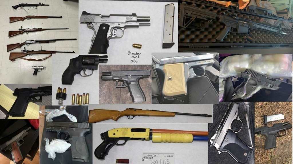 Police Arrested 100 White Supremacists and Seized a Bunch of Their Drugs and Guns