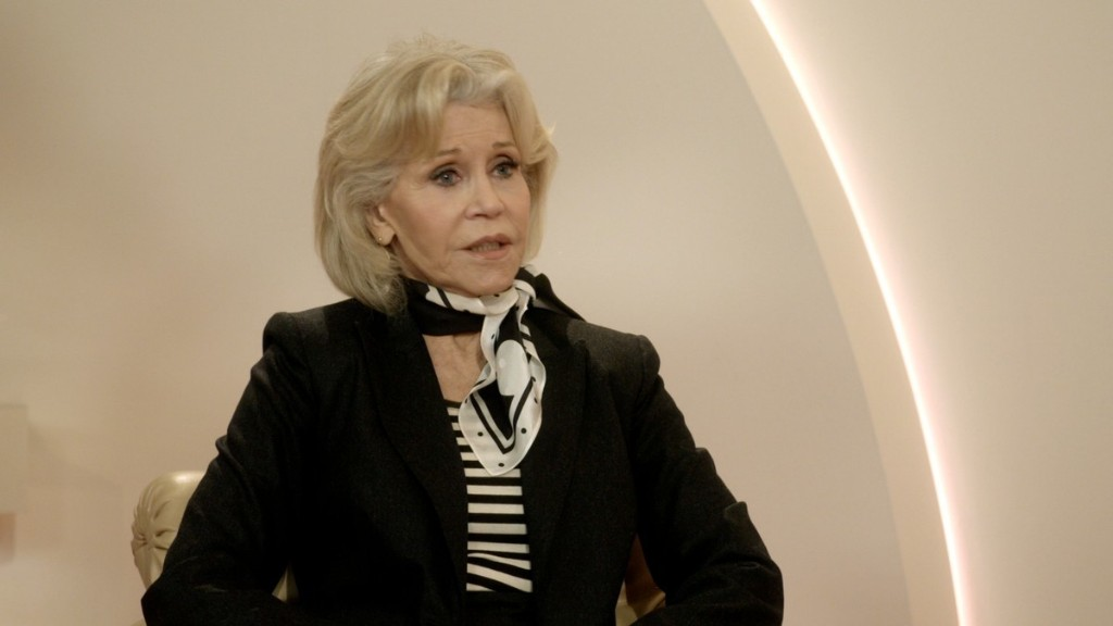 How Jane Fonda Planned to Trick Trump