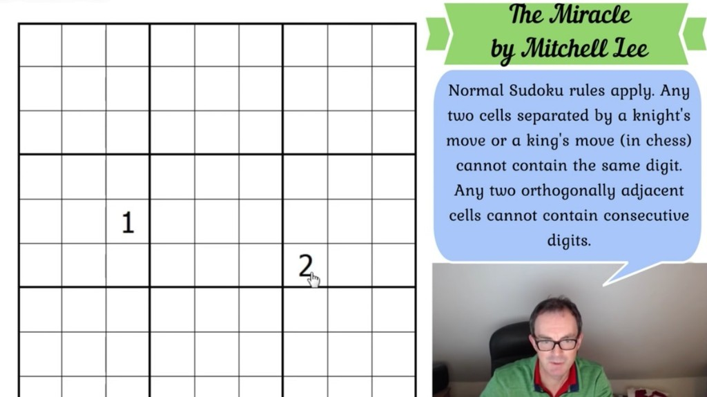 This Sudoku Solve Made Me Cry