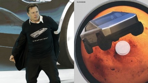 Elon Musk's New Song Is Good Until You Remember It's Elon Musk