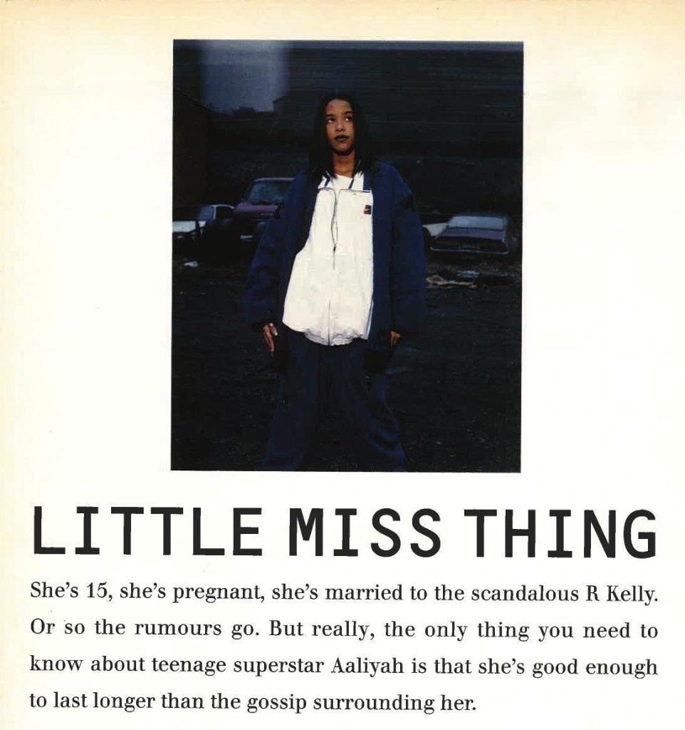 Baillie's - Magazine cover