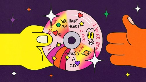 A Eulogy for the Mix CD, the Best Way to Tell Someone 'I Like You'