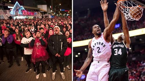 Encourager les Raptors m'a enfin fait cesser de haïr Toronto