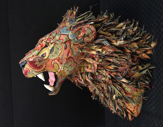 sculpture - Magazine cover