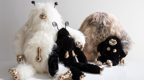 These Wooly Creatures Are Like Deluxe Plush Nightmares