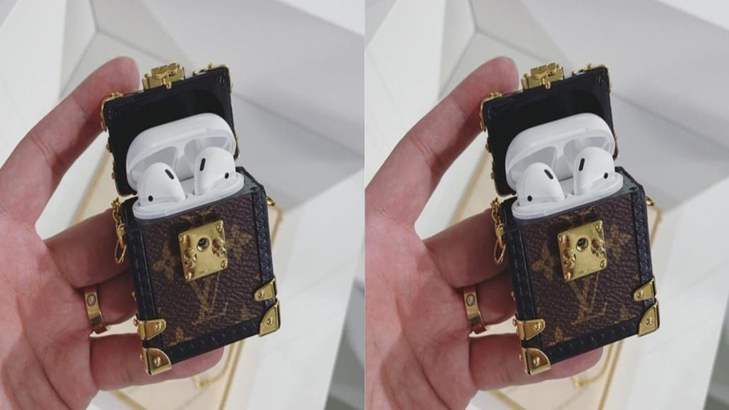 stan or ban? this louis vuitton airpod case