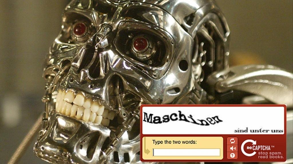 VICE - Diese Künstliche Intelligenz hat die nervigen CAPTCHA-Codes gekillt