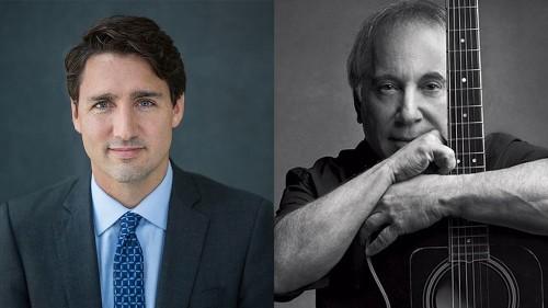 Justin Trudeau Despises Paul Simon: A Rebuttal