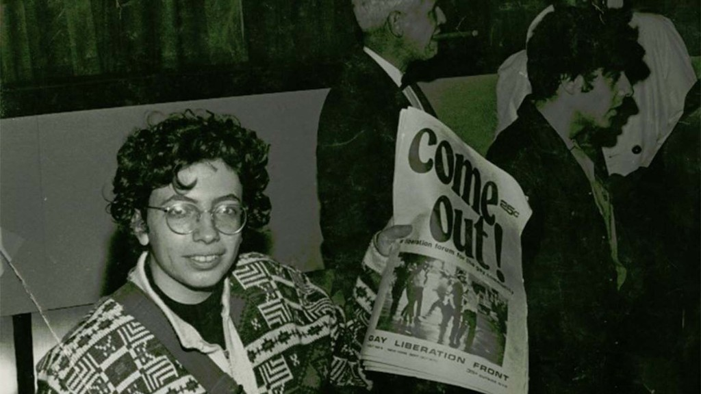"""""""The kids know what they're doing"""": Protesters on 50 years of LGBT+ activism"""
