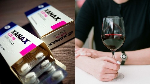 What Happens When You Mix Xanax and Alcohol?