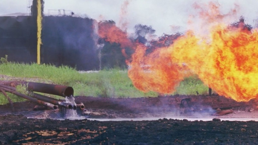 The World's Worst Oil Related Disaster You've Never Heard Of